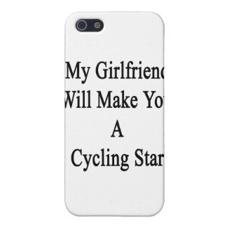 My Girlfriend Will Make You A Cycling Star Cover For iPhone 5