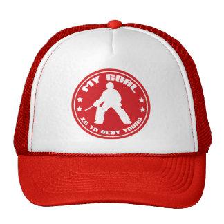 My Goal Field Hockey Trucker Hat