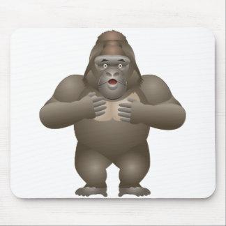 My Gorilla Mouse Pad