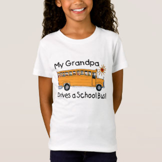 My Grandpa Drives a Bus T-Shirt