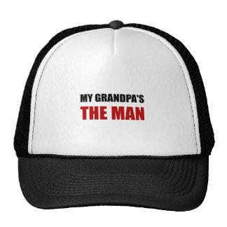My Grandpa Is The Man Trucker Hat