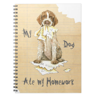 My Griffon Ate My Homework Note Books