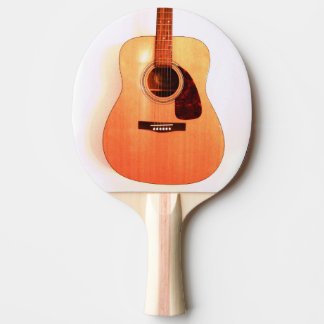 MY GUITAR Ping Pong Paddle