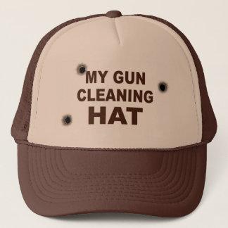 MY GUN CLEANING HAT