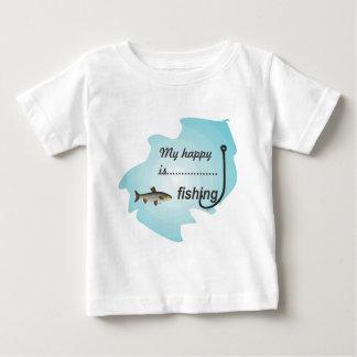 My happy is.... baby T-Shirt