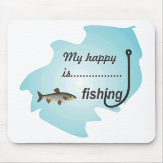 My happy is.... mouse pad