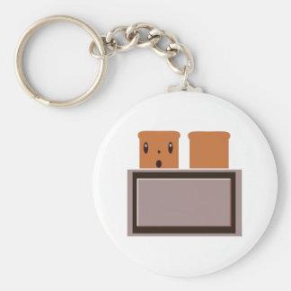 My Happy Toaster Keychain