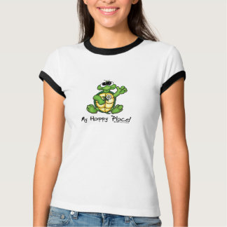 My Happy Turtle Place! T-Shirt