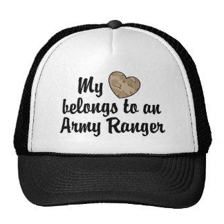 My Heart Army Ranger Hat
