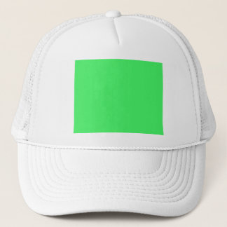 My heart belongs to a Garbage Collector Trucker Hat