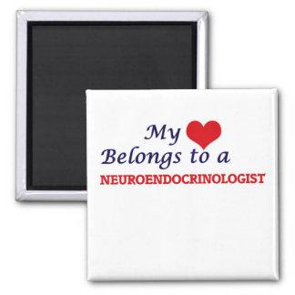 My heart belongs to a Neuroendocrinologist Magnet