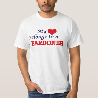 My heart belongs to a Pardoner T-Shirt