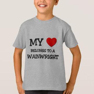 My Heart Belongs To A WAINWRIGHT T-Shirt