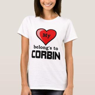 My Heart belongs to Corbin T-Shirt
