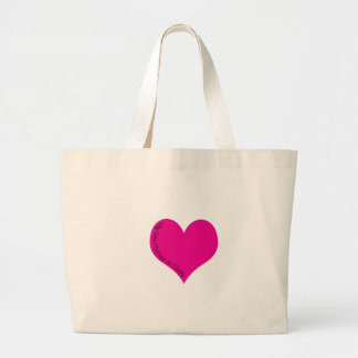 My Heart Belongs to Daddy Large Tote Bag