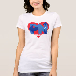 My Heart Belongs to the Pantsuit Nation T-Shirt