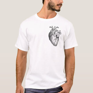 My Heart (black outline) T-Shirt