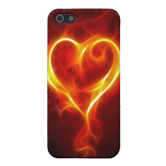 My Heart is Burning For You iPhone 4 Case