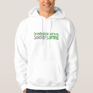 My Heart is Deployed- Army G/f Hoodie