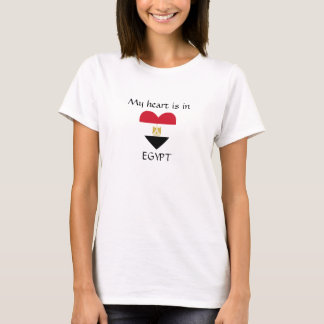 My heart is in EGYPT T-Shirt