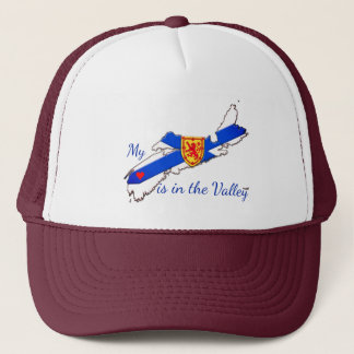My Heart is in the valley Nova Scotia hat