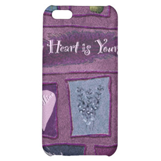 My Heart is Yours iPhone 5C Covers