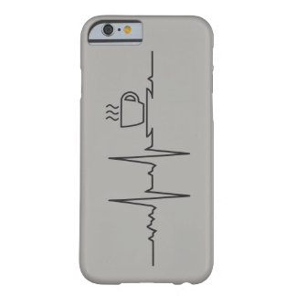 My heart marries beats for Coffee Barely There iPhone 6 Case