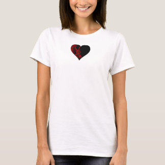My Heart Resides in Wonderland T-Shirt