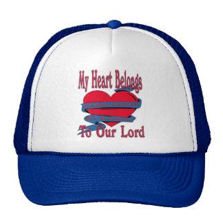 My Heart Trucker Hat