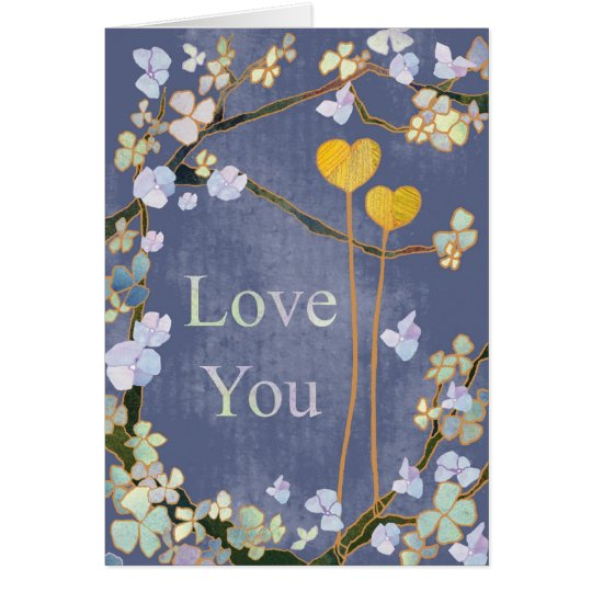 My Heart & Your Heart: Love U Card