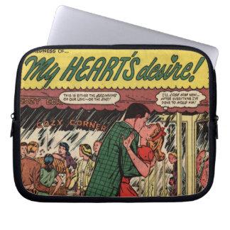 My Hearts Desire Computer Sleeve