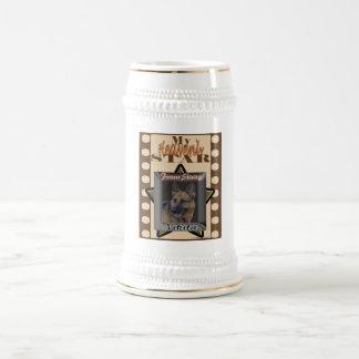 My Heavenly Star Nikita - Vintage Beer Stein