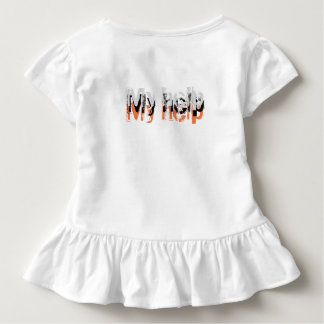 My help cometh from the LORD Toddler T-shirt