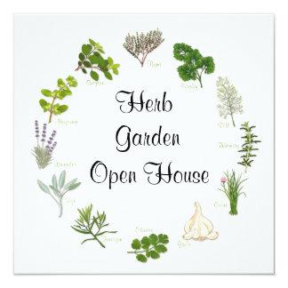 My Herb Garden Card