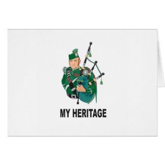 my Heritage Card