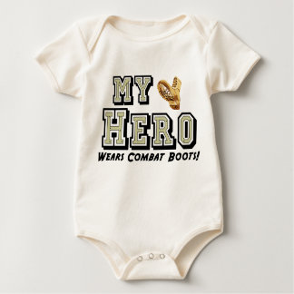 My Hero Baby Bodysuit