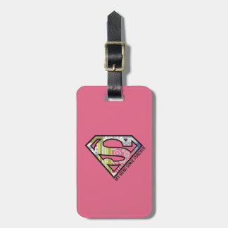 My Hero Since Forever Bag Tag