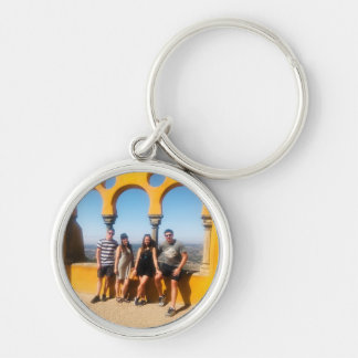My Holiday Photo Key Ring