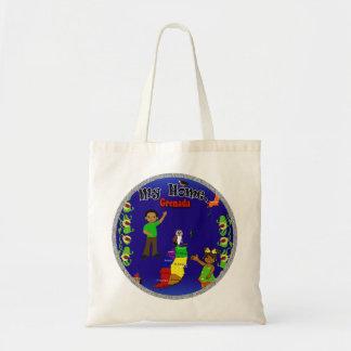 My home, Grenada Tote bag