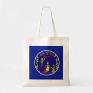 My Home, Grenada Tote bag 2