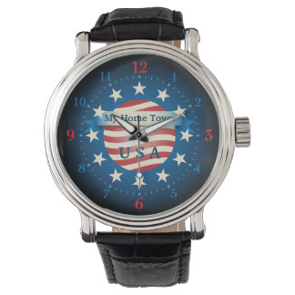 My Home Town USA Watch