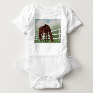 My Horse Baby Bodysuit