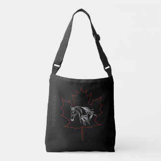 My Horse-My Canada Crossbody Bag