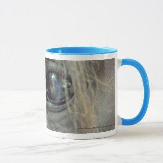 My Horse's Eye mug 11oz