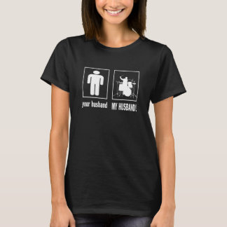 MY HUSBAND - DRUMMER T-Shirt