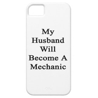 My Husband Will Become A Mechanic iPhone 5 Covers