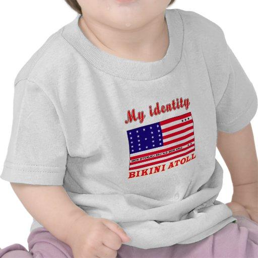 My Identity Bikini Atoll T-shirt