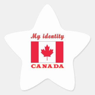 My Identity Canada Stickers