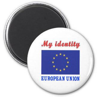 My Identity European Union Magnet