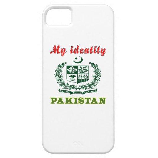My Identity Pakistan iPhone 5 Cover